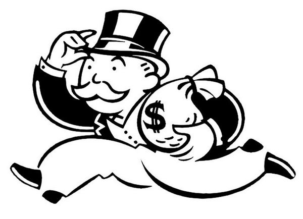 The Man Behind the Monopoly Man | 150 Years of SAIC