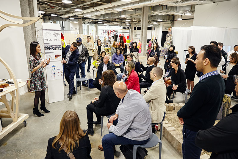 Interior Architecture Designed Objects And Design For Emerging Technology With International Guest Critics The Public Critiques Are Culmination