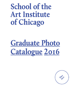 2016 MFA Photo Cover