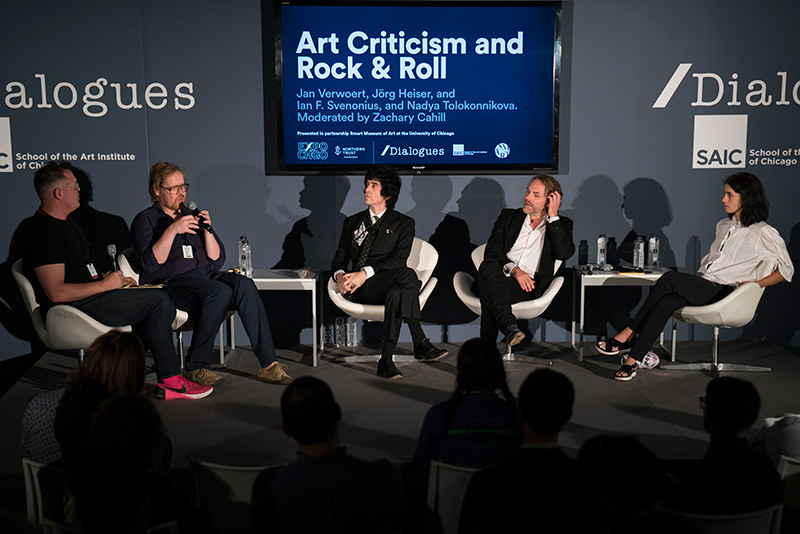 Criticism and Rock n' Roll at /Dialogues