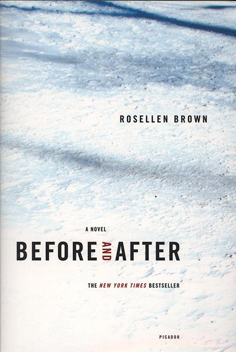 Before and After, Rosellen Brown