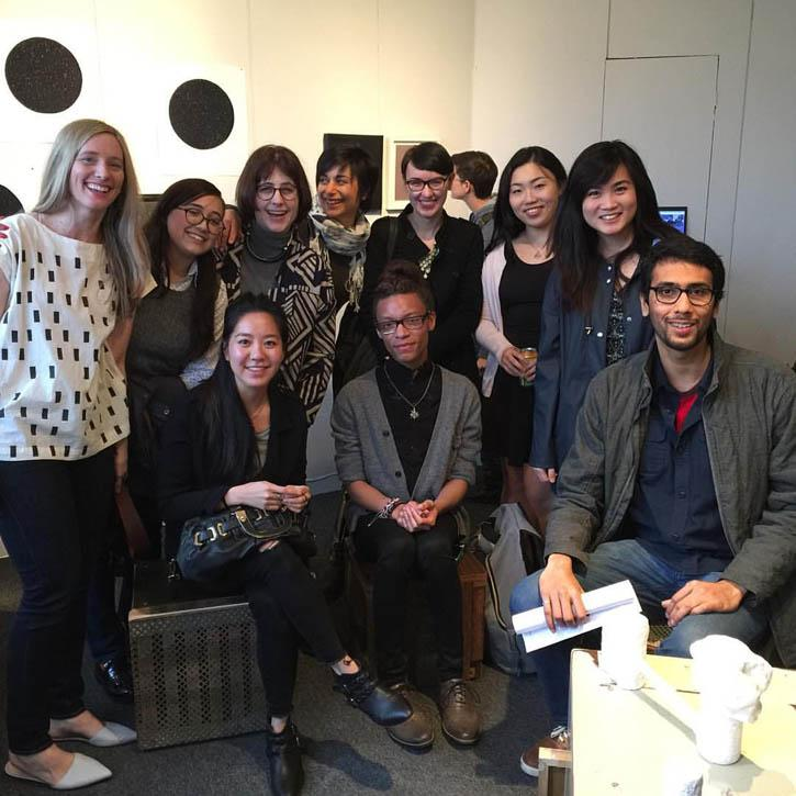 Curatorial Projects with Jessica Cochran