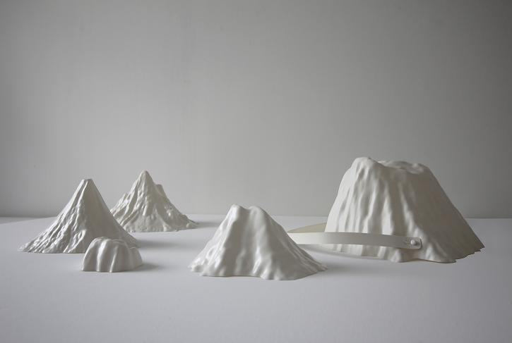 Katie Paterson, First There is a Mountain, 2019. First There is a Mountain is supported by the National Lottery through Creative Scotland and Arts Council England. Image © Katie Paterson.