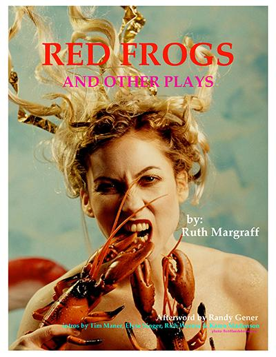Red Frogs, Ruth Margraff