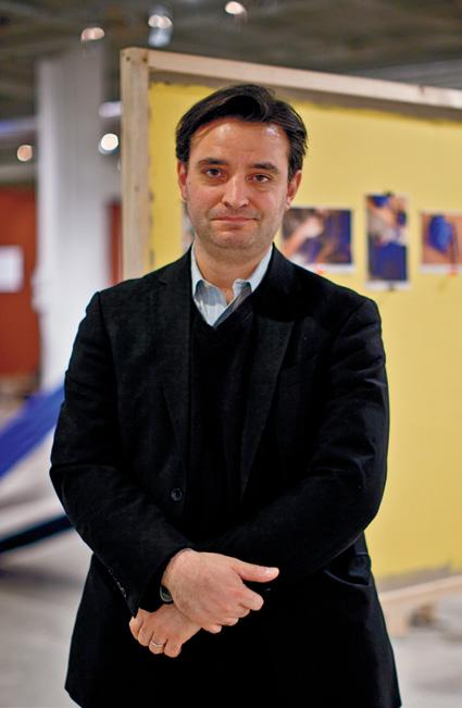 Pablo Helguera (BFA 1993), Director of Adult and Education Programs, MoMa