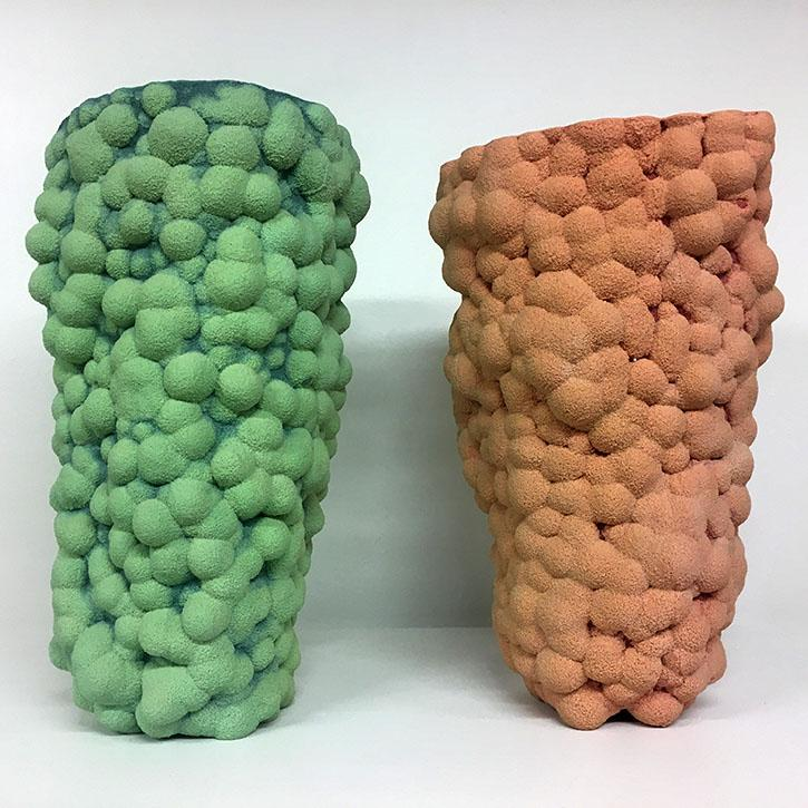 Steven Haulenbeek, alternate vases