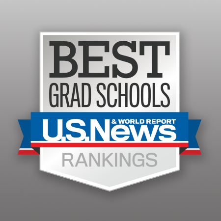 US News and World Report Best Grad School Badge