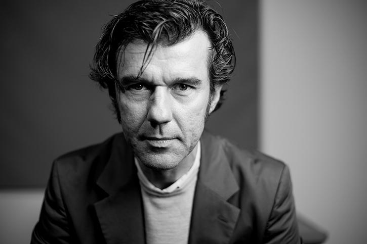 Stefan Sagmeister, Photo: Victor G. Jeffreys II