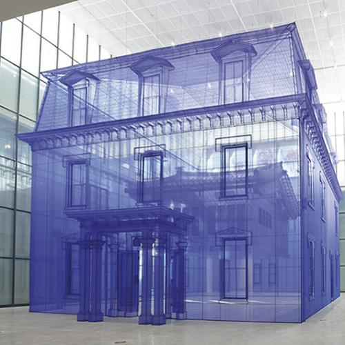 Do Ho Suh, Home within Home within Home within Home within Home, 2013