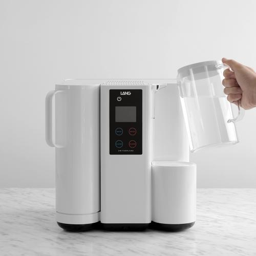 Industrial Facility, LANG All-in-One Drinks System