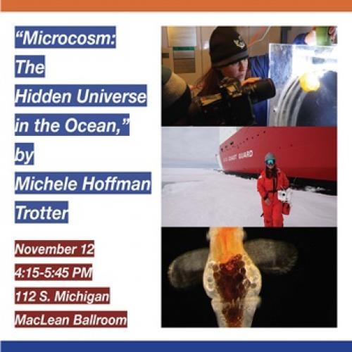 Poster for the Michele Hoffman Trotter Liberal Arts Lecture