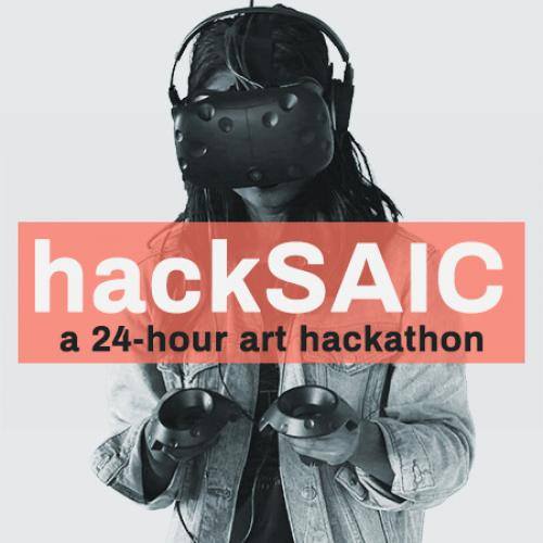 Art and Technology Studies art hackathon