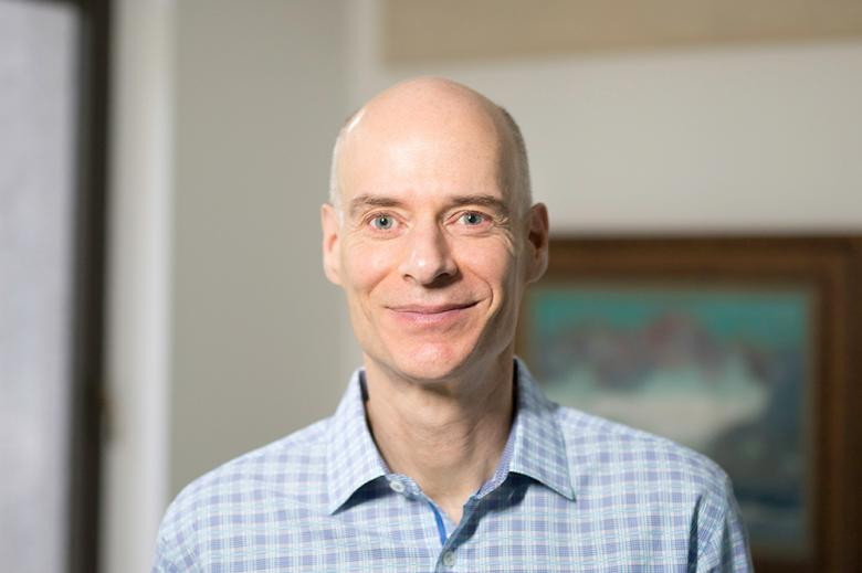 Martin Berger - dean of faculty and vice president of academic affairs