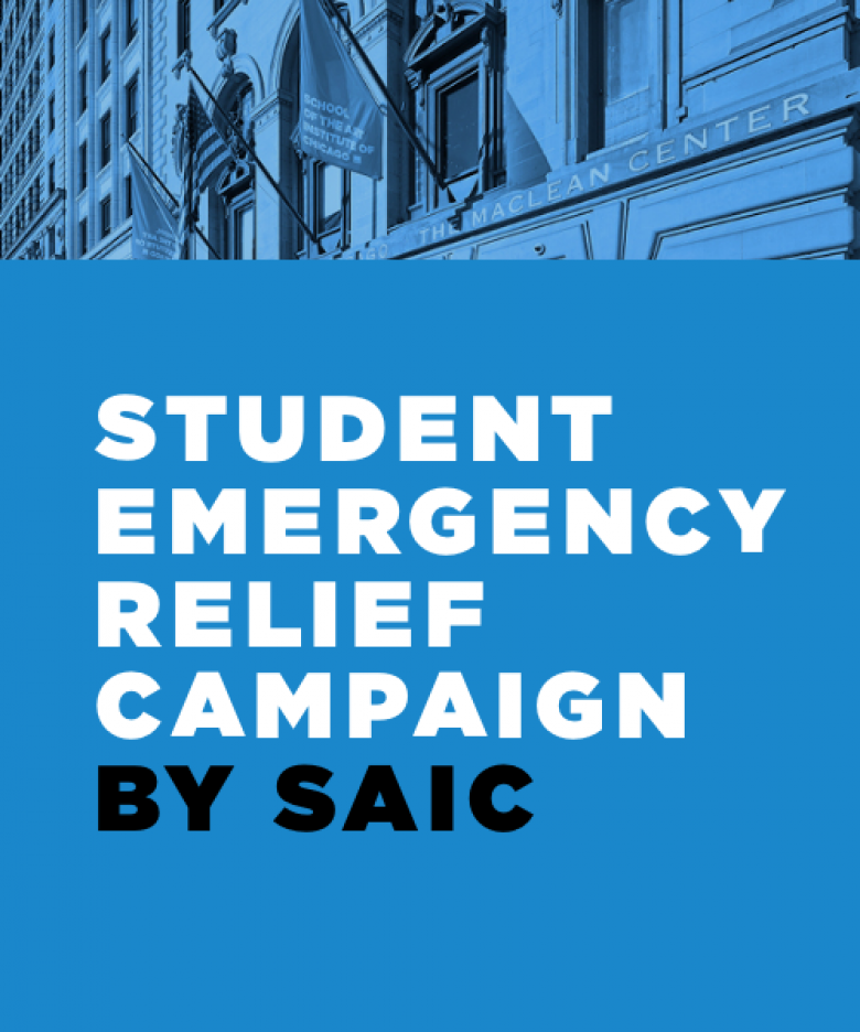 Student Emergency Relief Campaign by SAIC