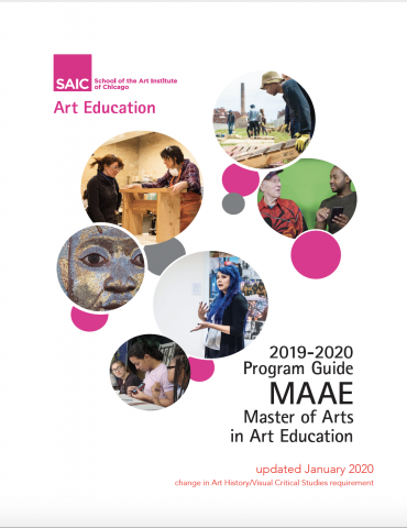 2019-2020 MAAE Guide Cover Image