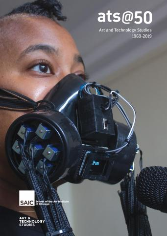 ATS at 50 PDF Cover Page Featuring Person in Gas Mask