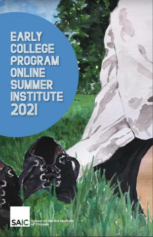 Early College Program Online Summer Institute 2021 Brochure Cover