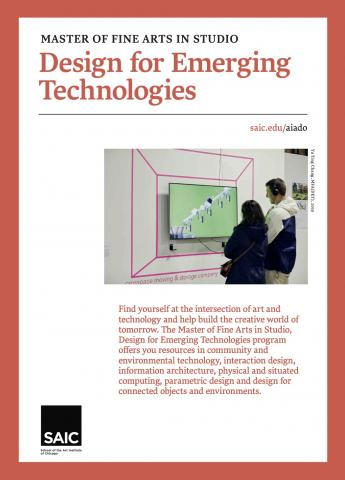 MFA Design for Emerging Technologies Cover