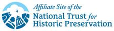 Logo for the National Trust for Historical Preservation