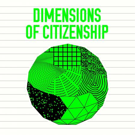 Dimensions of Citizenship Graphic