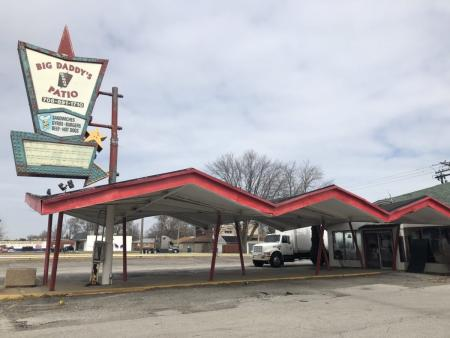 Photo of Big Daddy's Patio abandoned drive-up restaurant