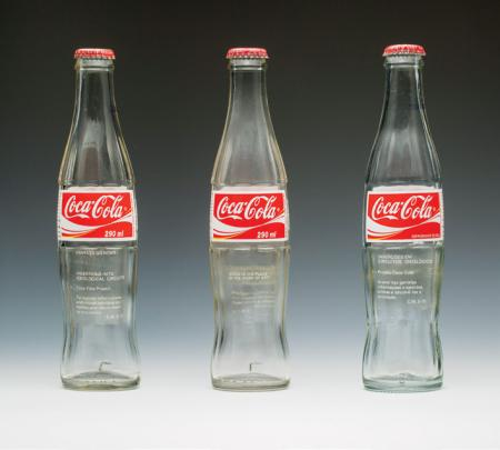 Cildo Meireles, Insertions into Ideological Circuits: Coca-Cola Project, 1970 (ongoing)
