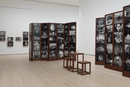 Surrounds: 11 Installations exhibit at MoMA