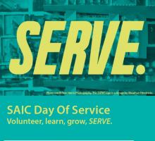 Homan Square Day of Service Logo