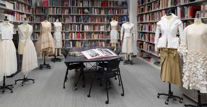 Fashion Resource Center - School of the Art Institute of Chicago